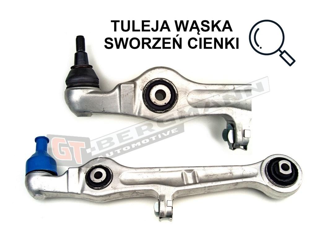 WAHACZ AUDI A4 01- /ZESTAW/